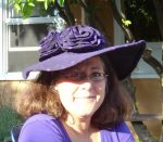 Who Knew? Ms. Skolnick likes purple
