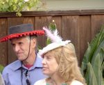 The Couple That Hats Together......