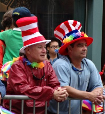 San Francisco 2015 Gay Pride Parade. Photo by Michael A. Kroll