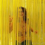 Me Inside Art Exhibit at LACMA, Los Angeles