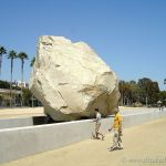 The Rock, Art Exhibit at LACMA