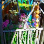 Artist Studio Fence