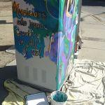 Utility Box, Aptos California