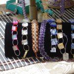 Bracelets at Art Faire
