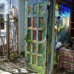 Door, Artist Studio