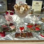 Bakery Window at Valentine's Day