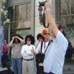 Afro Wig Gathering, Santa Cruz California, 2007