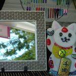 Kitty & Mirror, Art Faire
