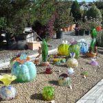 Glass Cactus Garden