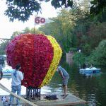Float Building for Begonia Festival