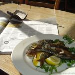 Moss Landing Meal at Phil's Fish