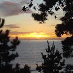 Seacliff Beach Sunset