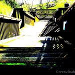 Colorized Rendering: Seacliff Stairs & Pier