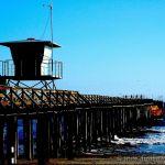 Colorized Rendering: Seacliff Beach Pier