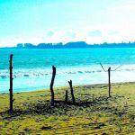 Colorized Rendering: Beach, Aptos California