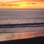 Aptos Sunset, California