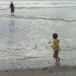 Boy and Fisherman