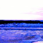 Colorized Rendering; Wave and Sky