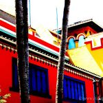 Colorized Rendering; Santa Cruz Beach Boardwalk