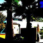 Colorized Rendering; California Scene