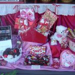 Candy Store at Valentine's Day, Carmel California