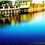 Colorized Rendering; Capitola Village California