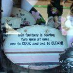 Shop Window Sign