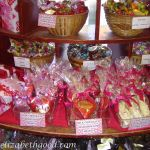 Candy Store at Valentines Day Carmel California